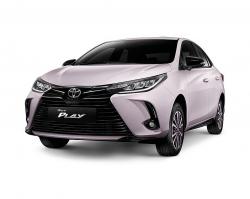 Chi tiết phiên bản giới hạn của Toyota Vios 2021 vừa ra mắt