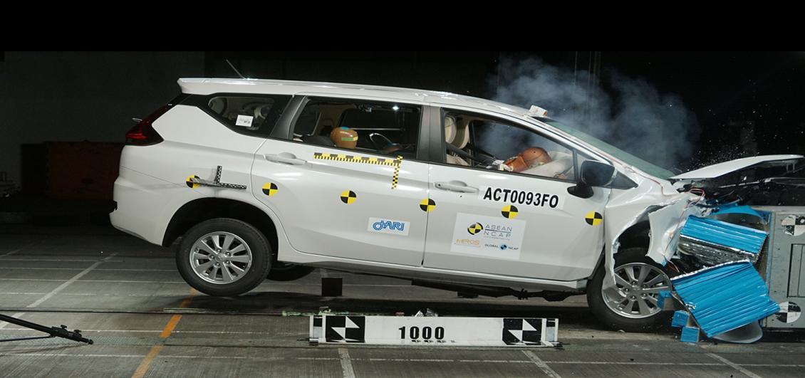 Mitsubishi Xpander và Toyota Innova nhận giải thưởng ASEAN NCAP 2020