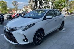Toyota Vios 2021 giá từ 478 triệu đồng tại Việt Nam