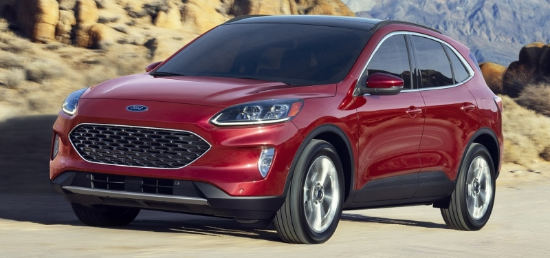 ford escape 2020 co uu diem gi de quyet dau voi honda cr v mazda cx 5