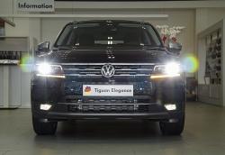 Volkswagen Tiguan Elegance nhận ưu đãi tới 100 triệu đồng