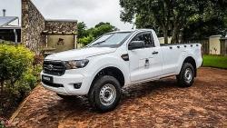 Ford Ranger hầm hố với phiên bản chống đạn mới