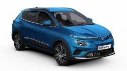 Ô tô điện VinFast VF e34 giá 590 triệu đồng, gây áp lực với Corolla Cross, CX-5