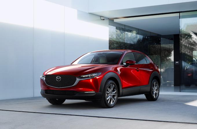 Mazda CX-3 và CX-30 sắp ra mắt Việt Nam