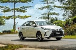 Mua Toyota Vios được tặng 1 năm bảo hiểm vật chất