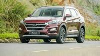 Hyundai Tucson tiếp đà giảm giá: Cao nhất lên tới gần 100 triệu đồng