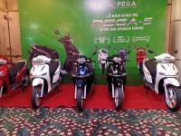 Xe điện Pega-S giảm giá 8 triệu đồng