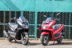 Honda PCX160 đầu tiên về Việt Nam, cạnh tranh Yamaha NMax 155