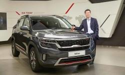 Kia Seltos 2021 ra mắt thêm nhiều trang bị, giá rẻ