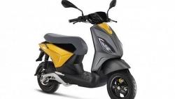 Ngày 28/5, xe máy điện Piaggio One ra mắt