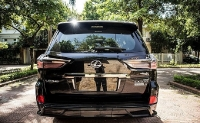 lexus lx 570 super sport 2020 phien ban black edition gia 9 ty co gi