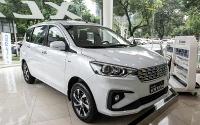 Suzuki Ertiga giảm gần 70 triệu đồng, dồn sức đấu Xpander