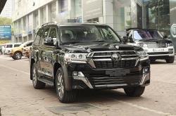 Top 10 xe bán chậm nhất thị trường Việt Nam tháng 5
