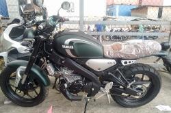 Yamaha XSR155 2021 thêm màu mới, giá  78 triệu đồng