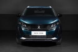 Peugeot 3008 2021 giá từ 1,09 tỷ đồng tại Việt Nam