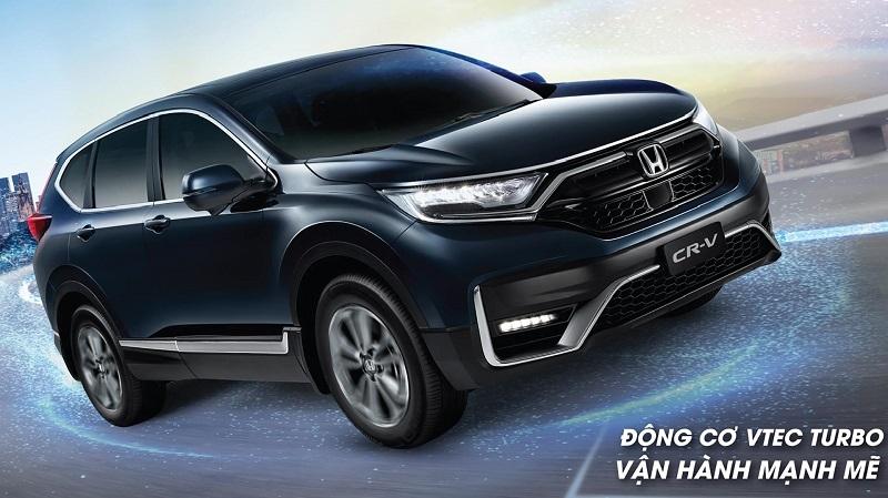 Honda CR V 2020 có Honda Sensing, ra mắt ngày 30/7 tới