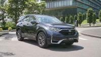 Giảm 100% phí trước bạ, giá lăn bánh Honda CR-V giảm thế nào?