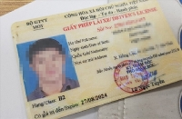 Mức phạt người điều khiển ô tô, xe máy không có bằng lái năm 2021