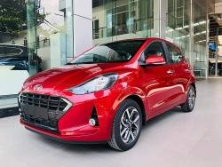 Hyundai Grand i10 thế hệ mới ra mắt vào 6/8 tới?