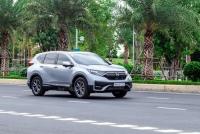 Tháng 8, Honda CR-V được ưu đãi 100% phí trước bạ