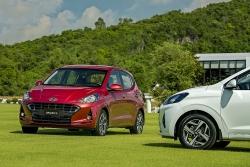 Vừa ra mắt, Hyundai Grand i10 giảm 35 triệu đồng chạy đua Fadil