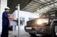 Từ 1/10: Ô tô kinh doanh vận tải được kéo dài chu kỳ kiểm định
