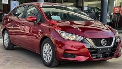 Soi chi tiết Nissan Almera bản tiêu chuẩn tại đại lý
