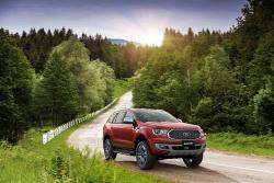 10 điều bạn không nên bỏ lỡ với Ford Everest