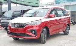 Suzuki Ertiga giảm chạm đáy, thấp ngang Hyundai Grand i10