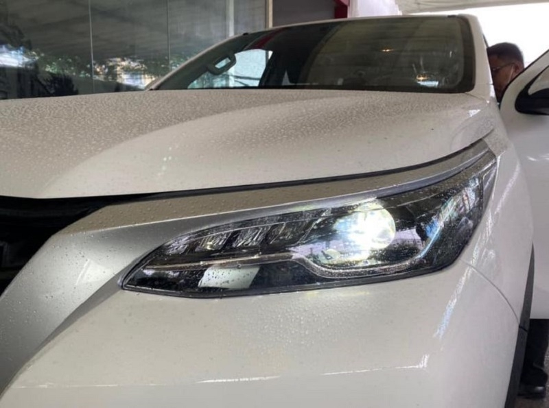 lo dien hinh anh toyota fortuner 2021 truoc ngay ra mat