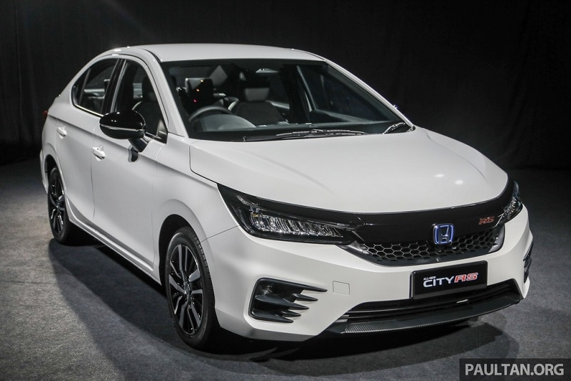 honda city 2020 ra mat tai malaysia sap do bo ve viet nam