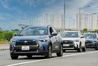 Toyota Corolla Cross HV tốn ít hơn 60% so với xe xăng thường