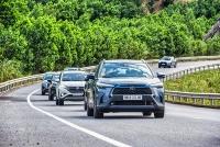 Toyota Vios thăng hoa, Corolla Cross hút khách