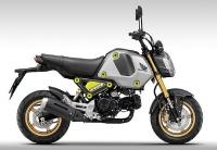Honda MSX 125 2021 ra mắt, giá từ 52 triệu đồng