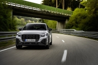 audi q2 2021 lo dien canh tranh mercedes gla