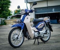 Bản sao Honda Dream - mẫu xe số GPX Rock 110 sắp ra mắt tại Việt Nam