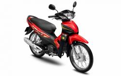 Honda Wave Alpha 110cc ra mắt phiên bản giới hạn
