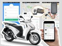 Có nên gắn định vị GPS cho xe gắn máy?
