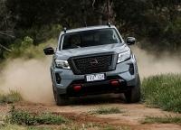 Nissan Navara 2021 lộ diện, thách thức Ford Ranger