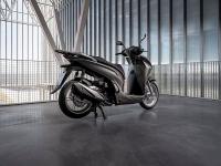 Honda SH 350i ra mắt, nhiều chi tiết giống SH 150i bán tại Việt Nam
