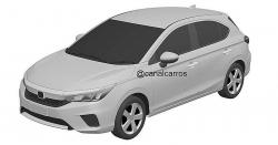 Honda City 2021 sẽ có thêm phiên bản hatchback