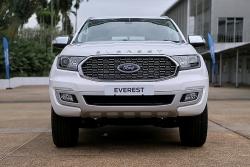 Ford Everest 2021 sắp trình làng tại Việt Nam