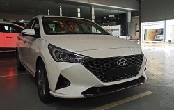 Hyundai Accent 2021 đã có mặt tại đại lý, đấu Toyota Vios