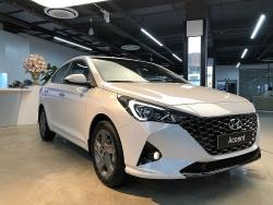 Giá Hyundai Accent 2021 rục rịch tăng, có đủ sức đấu Toyota Vios?