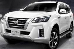 Nissan Terra 2021 bất ngờ lộ diện, thách thức Toyota Fortuner