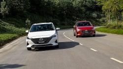 Hyundai Accent 2021 thêm trang bị, giá không đổi