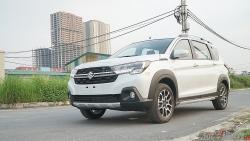 Suzuki Ertiga và XL7 giảm giá