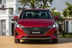 Giá lăn bánh Hyundai Accent 2021 vừa ra mắt