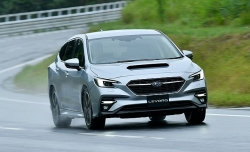 Subaru Levorg giành giải thưởng