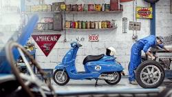 Chi tiết Peugeot Django giá 68 triệu, cạnh tranh Honda SH mode